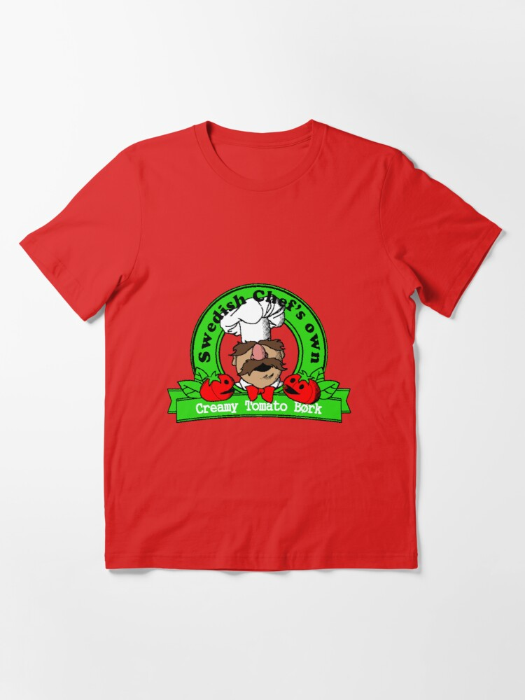 Alternate view of Tomato Bork Essential T-Shirt