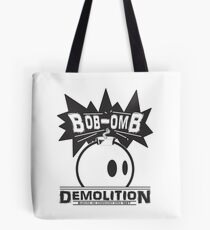 Bob-Omb Demolition Tote Bag
