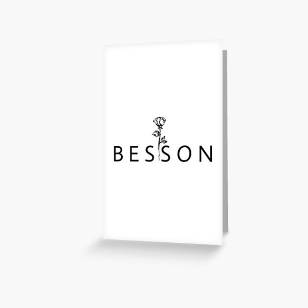 Why don't we- Corbyn Besson Greeting Card