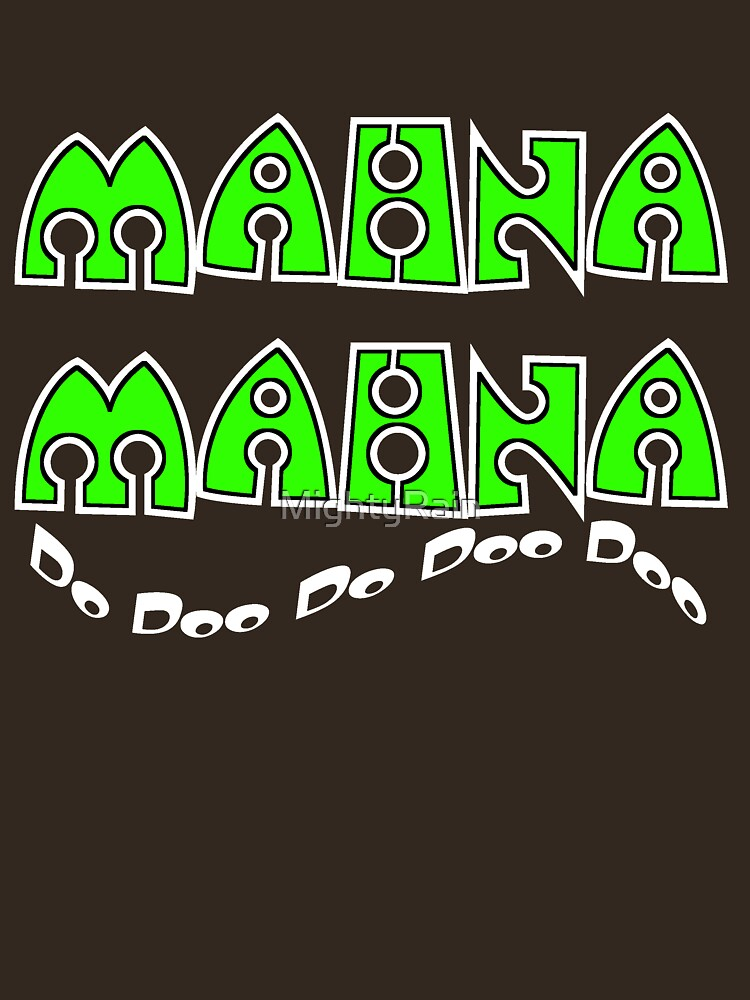 Mahna Mahna by MightyRain