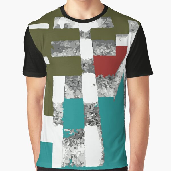 Japanese road paint Graphic T-Shirt