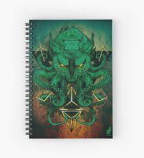 Cuaderno de espiral Cthulhu