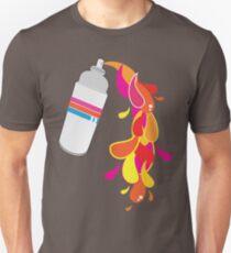 Paint Globs Unisex T-Shirt