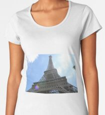 Eiffel Tower Women's Premium T-Shirt