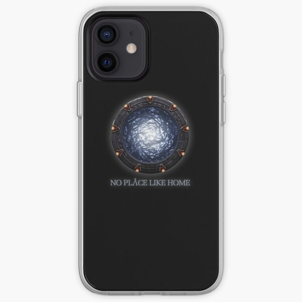 Stargate - No Place Like Home iPhone Soft Case