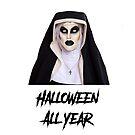 Halloween All Year by stevencraigart