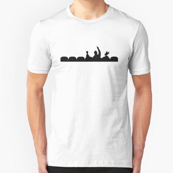 Satellite of Love Slim Fit T-Shirt