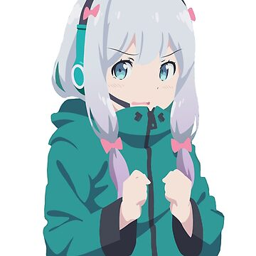 Sagiri - Shy and Cute by shoxx