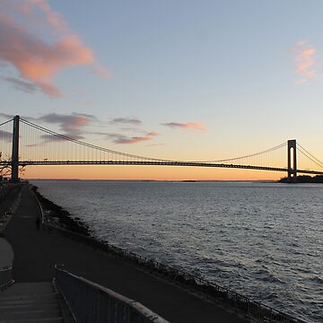 Verrazano-Narrows Bridge by znamenski