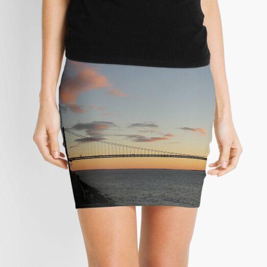 Verrazano-Narrows Bridge Mini Skirt