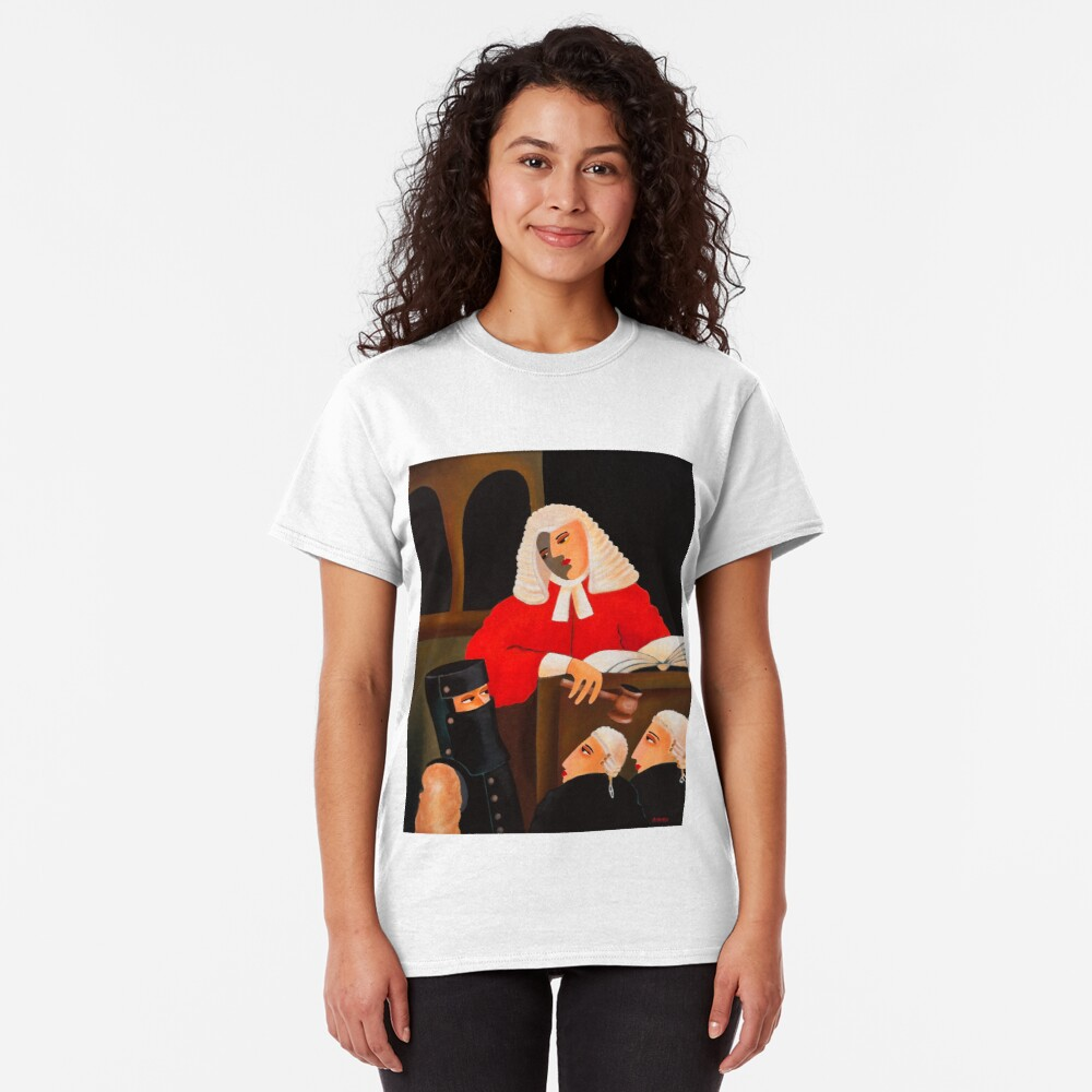 THE JUDGE Classic T-Shirt