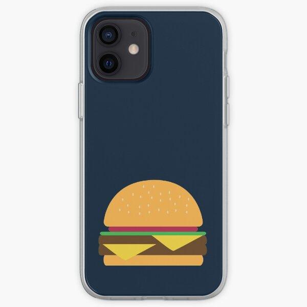 B's Burger iPhone Soft Case