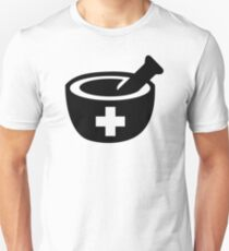 Mortar pestle Unisex T-Shirt