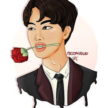 jin - rose by pezthirlou