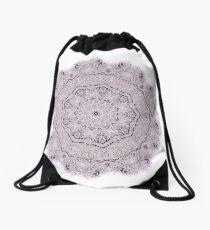snowdrop Drawstring Bag