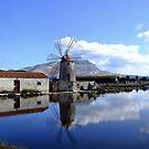 """windmill & saltpan by Antonello Incagnone """"incant"""""""