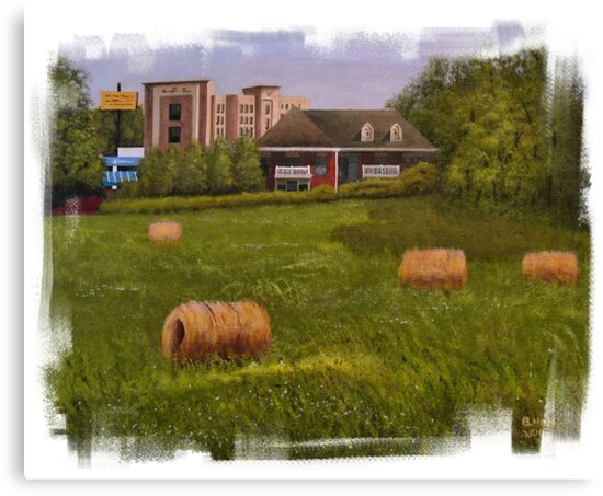 """""""A Little Bit of Country 2""""... prints and products by © Bob Hall"""