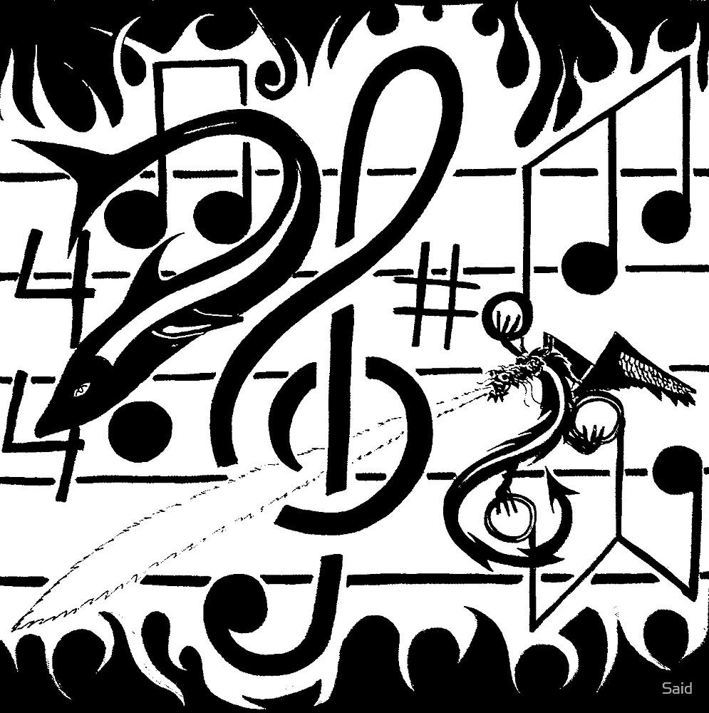 music by Said