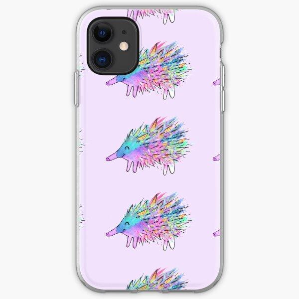 Echidna - Echid You Not iPhone Soft Case