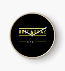 Bric-A-Brac Clock