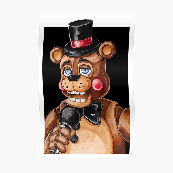 Toy Freddy Poster