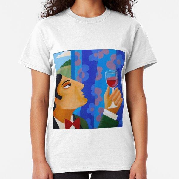 WINE TASTING Classic T-Shirt