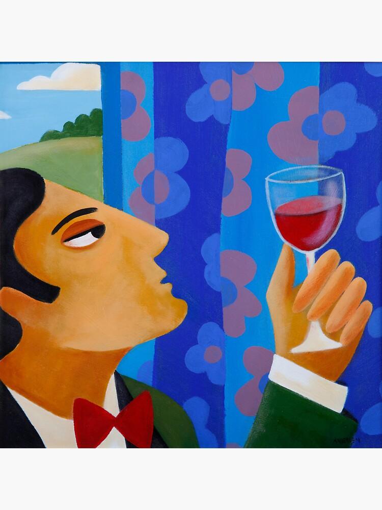 WINE TASTING by arttas