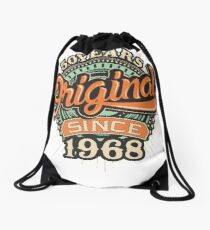 Birthday 50 Design: Original since Drawstring Bag