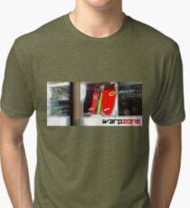 London Warp Zone T-shirt Tri-blend T-Shirt