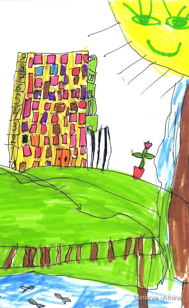 Suburban Paysage by Minerva -Athina
