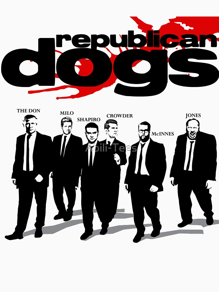 Republican Dogs by Abili-Tees