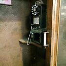 Before Cell Phones  by ArtbyDigman