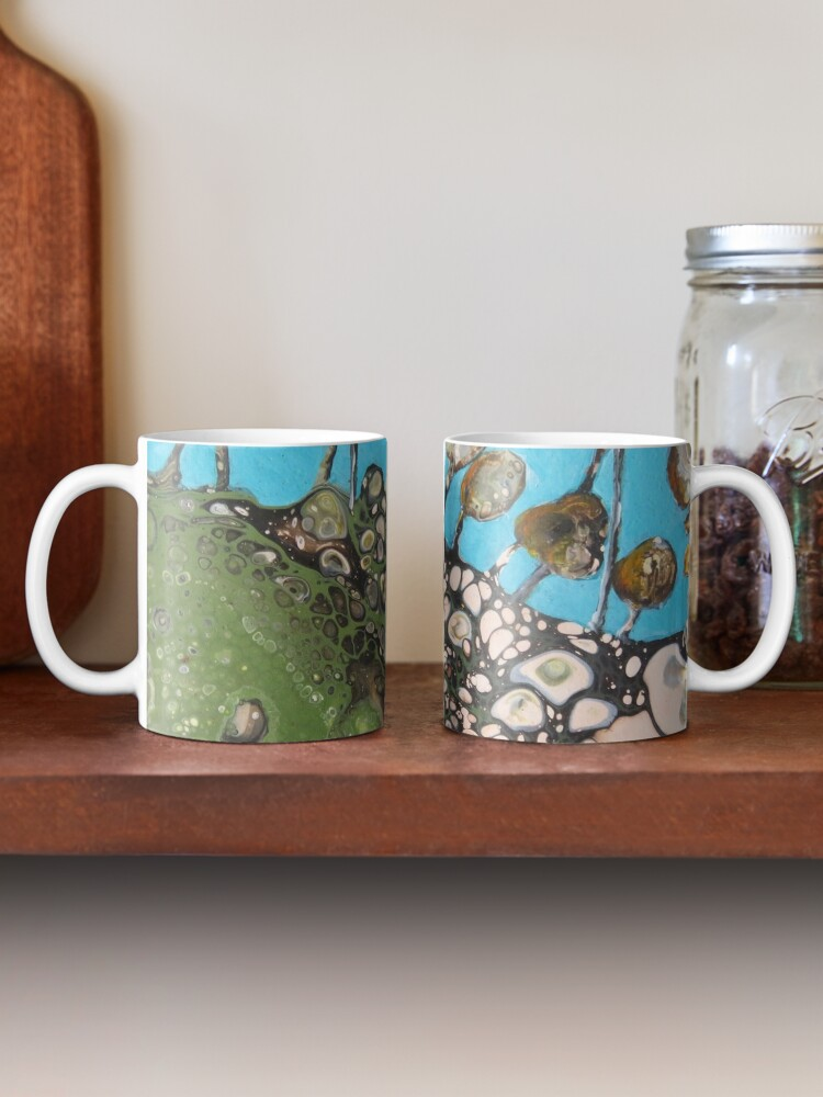 Alternate view of Over the Hill Mug