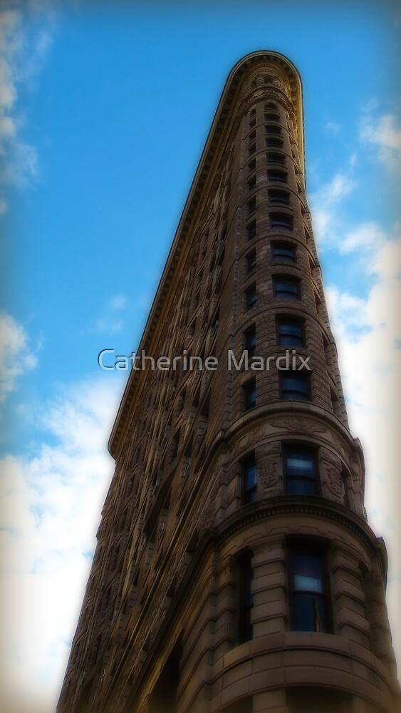 Flatiron Building by Catherine Mardix