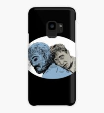 swiss army man - blue and grey Case/Skin for Samsung Galaxy