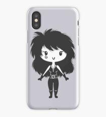 Death - Lil' CutiE iPhone Case