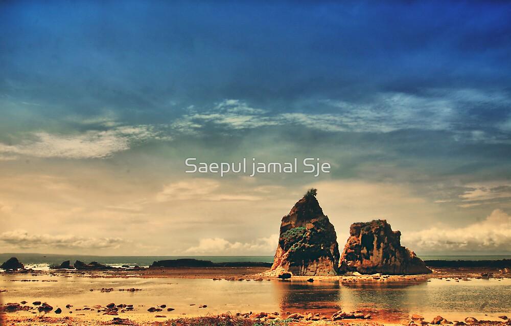 Tanjung layar Island by Saepul jamal Sje