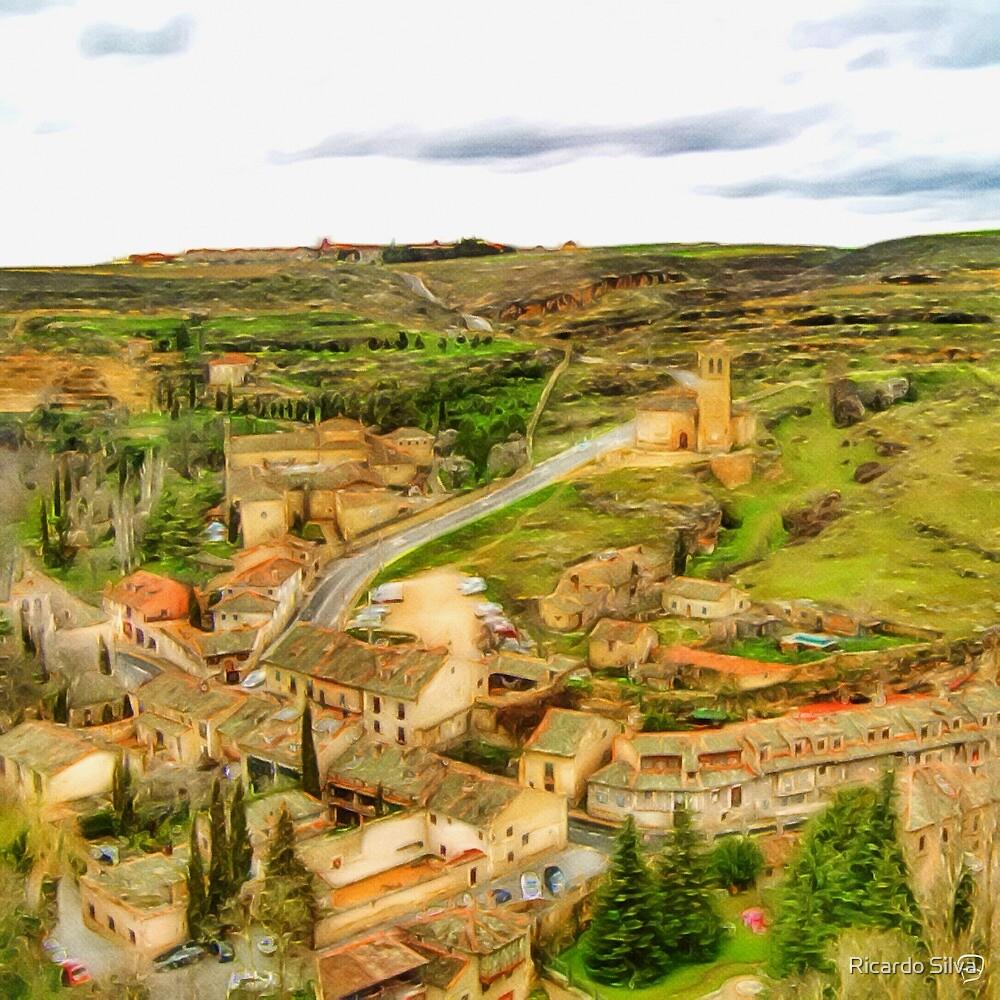 Segovia I by Ricardo Silva