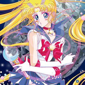 Sailor Moon by AlexTrpmn
