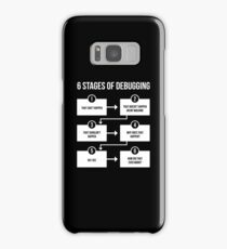 Programming T-shirt Samsung Galaxy Case/Skin