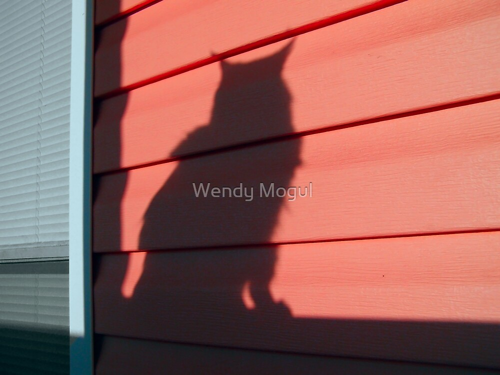 In the Shadows by Wendy Mogul