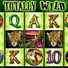 Totally Wild Game Interface by RedSparrow
