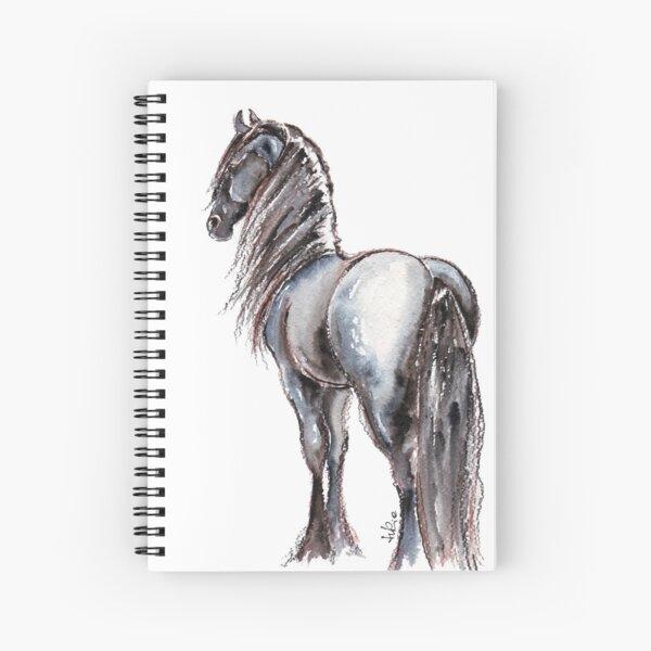 Frieser Lady Spiral Notebook