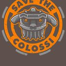 Save the Colossi by Adho1982