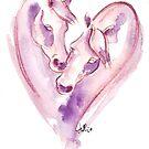 Hearts by ArtByTuri
