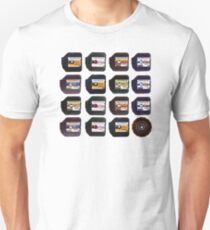 disc film Unisex T-Shirt