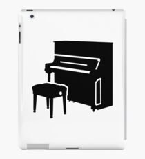 Piano instrument iPad Case/Skin