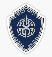 Star Helix Security - The Expanse Sticker