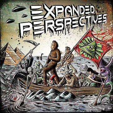Expanded Perspectives Podcast aliens bigfoot conspiracies big foot sasquatch pyramids ancient america history cryptid crypto monster illuminati egypt by joebadon