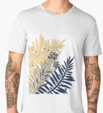 Grass field Men's Premium T-Shirt